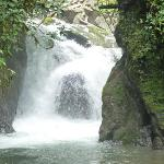 Nambillo Waterfall in Mindo