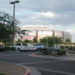 Gegenüber Football Arena