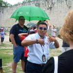 "The BEST tour guide ever, ""Josue""."