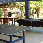 pool/ping-pong obviously!