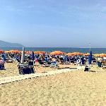 altro scorcio della spiaggia