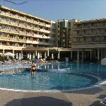 Pool Hotel Flora Park