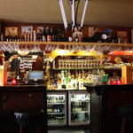 The bar at de Zotte