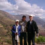 La casa de barro with Jose_guide_Urubamba