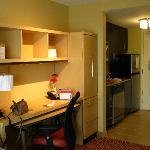 TownePlace Suites Easton Studio King