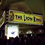 Lion King Marquee