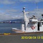 bateau dns esprit islandais