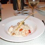 yummy food at the italian restaurant