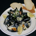 River Teign Local Mussels
