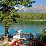 Patricia Lake dock