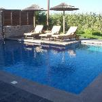 Our Executive Suite pool