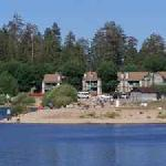 Boulder Bay Condos and Lake