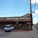 Accueil du Motel