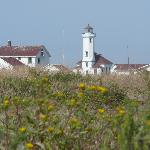 Lighthouse from the beach