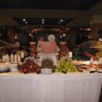 Décoration buffet
