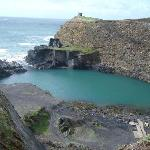 Blue Lagoon near Abereiddy