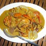Seefood Curry