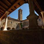 L'antico Chiostro - Convento San Bartolomeo