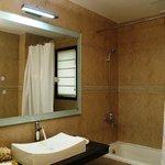 Bathroom -Platinum Room