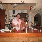 Behind the bar with Vangelli