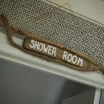 Shower Room on top floor