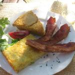 gourmet breakfasts-the second course
