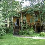 Riverview Pines - cabin #8