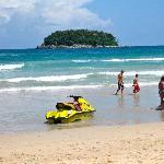 Beautiful Kata Beach