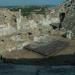 Ampitheatre in Side