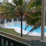 View from room 203