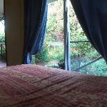 vista dormitorios