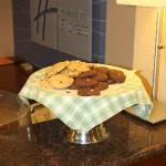 Free nightly cookies