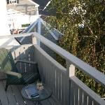 Our Private Deck