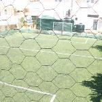 footbal pitch