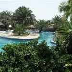 Piscina Hotel Coche Paradise