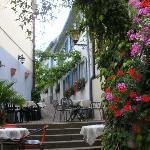 Restaurant Sonne (gegenüber Hotel Pfauen)