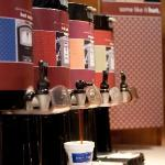 Fresh hot coffee is served 24 hours a day at our lobby coffee bar. Try the new Robust Blend or r