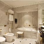 Baño Suite Presidencial