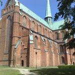 Aussenansicht des Doberaner Münsters