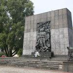 Ghetto monument