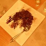 Chocolate goodness--amazing!