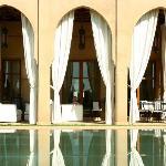 Villa JENAIMA Marrakech : des terrasses pour recevoir