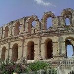 trip to El Jem
