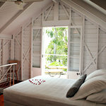 The Romantic Loft Bedroom