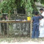 ceremonia indigena maya