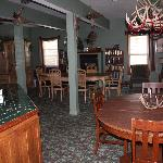 Deer Head Lodge breakfast room