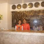 Ms Huong et Ms Linh