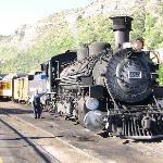 La gare de DURANGO