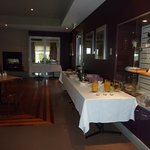 Restaurant Merlot at Linden Warrah