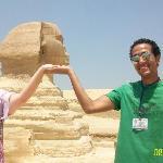 Hamdy Ahmed  & I